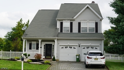 Franklin Twp. Single Family Home For Sale: 24 Cartier Dr