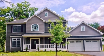 Single Family Home For Sale: 84 Parsippany Rd