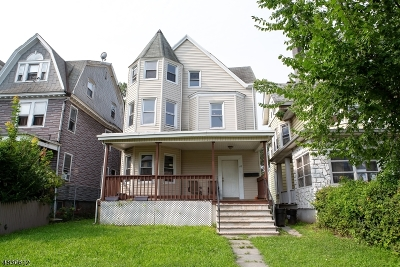 Multi Family Home For Sale: 198 Park Ave