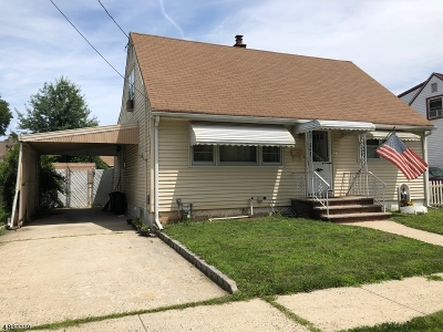 Single Family Home For Sale: 233 Donald Ave