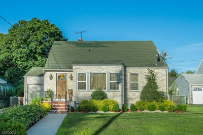 Single Family Home For Sale: 12 Pallant Ave