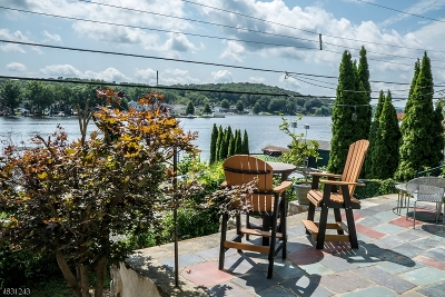 Morris County Single Family Home For Sale: 33 S Lakeside Ave
