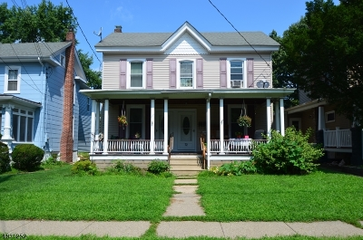 Warren County Single Family Home For Sale: 72 E Church St