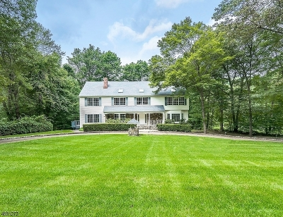 Passaic County Single Family Home For Sale: 129 Burnt Meadow Rd