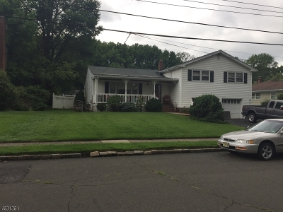 Cranford Twp. Single Family Home For Sale: 22 Cornell Rd