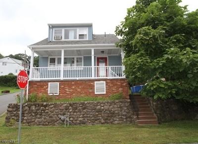 Haledon Boro Single Family Home For Sale: 38 Avenue B