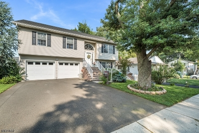 Manville Boro Single Family Home For Sale: 20 N 4th Ave