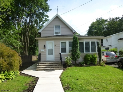 Long Hill Twp Single Family Home For Sale: 339 Morris St