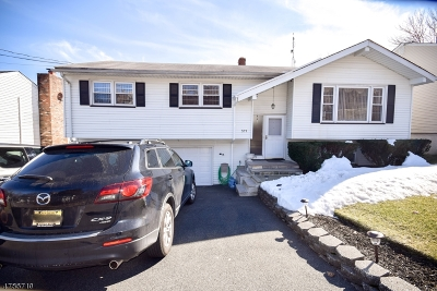 Totowa Boro Single Family Home For Sale: 579 Totowa Rd