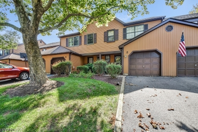Hillsborough Twp. Condo/Townhouse For Sale: 3 Manor Dr