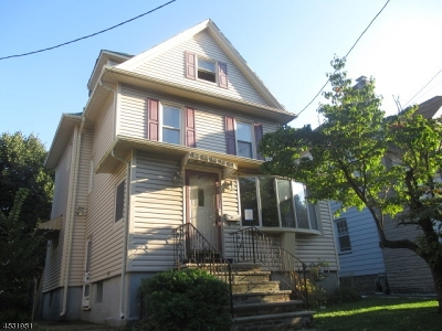 Clifton City Single Family Home For Sale: 91 Madeline Ave