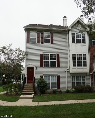 Bridgewater Twp. Condo/Townhouse For Sale: 207 Strull Ct