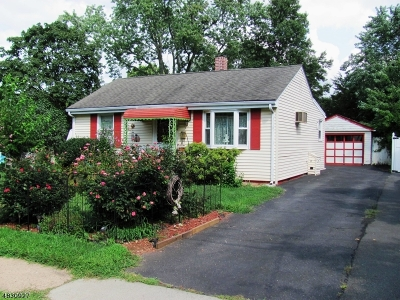 Somerville Boro Single Family Home Active Under Contract: 94 N Richards Ave