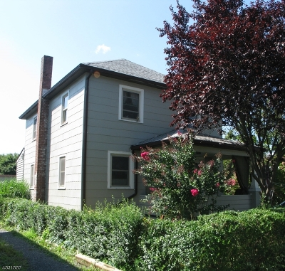 Alexandria Twp., Frenchtown Boro Single Family Home For Sale: 22 2nd St