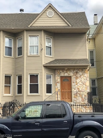 Paterson City Multi Family Home For Sale: 237 12th Ave