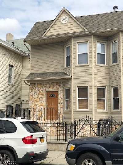 Paterson City Multi Family Home For Sale: 235-237 12th Ave