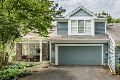 Bedminster Twp. Condo/Townhouse For Sale: 14 Timothy Ln