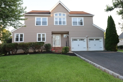 Hillsborough Twp. Single Family Home For Sale: 11 Wyckoff Way