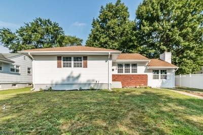 Old Bridge Twp. Single Family Home For Sale: 36 Mercer Rd