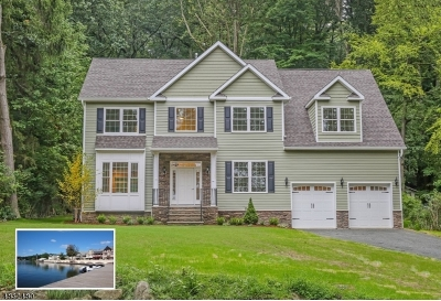 Sparta Twp. Single Family Home For Sale: 21 N Shore Trl