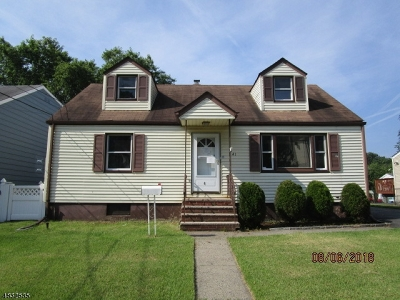 Clifton City Single Family Home For Sale: 41 Frances St