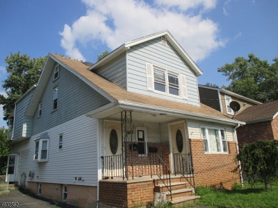 Woodland Park Multi Family Home For Sale: 40 Pompton Ave