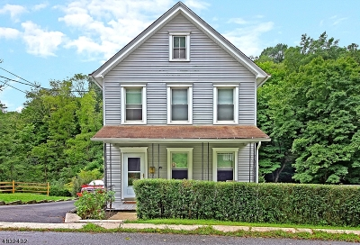 High Bridge Boro Single Family Home For Sale: 92 E Main St