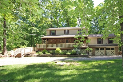 Delaware Twp. Single Family Home For Sale: 30 Seabrook Rd