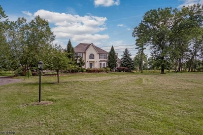 Readington Twp. Single Family Home For Sale: 22 Van Fleet Rd