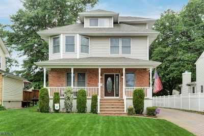 Clark Twp. Single Family Home For Sale: 123 Gibson Blvd