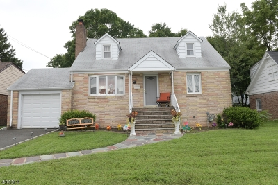 Linden City Single Family Home Active Under Contract: 218 Harvard Rd