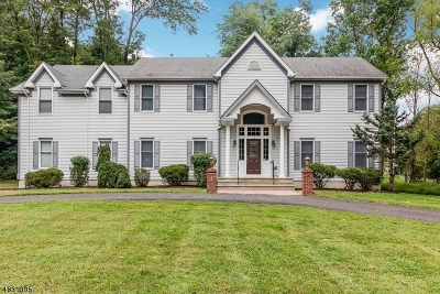 Warren Twp. Single Family Home For Sale: 14 Dock Watch Hollow Road