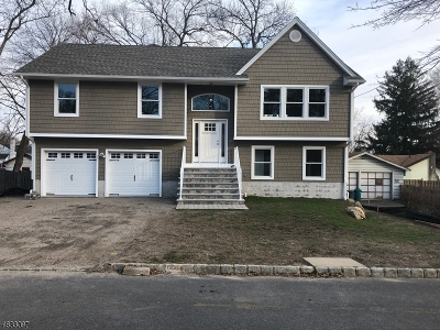 Parsippany-Troy Hills Twp. Single Family Home For Sale: 34 Navajo Ave