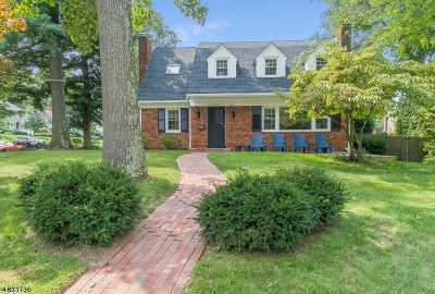 Summit Single Family Home For Sale: 24 Clearview Dr