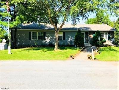 Ogdensburg Boro Single Family Home For Sale: 110 High St