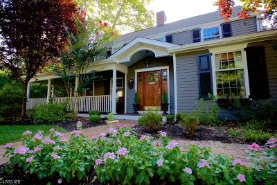 Edison Twp. Single Family Home For Sale: 34 Edgewood Rd