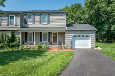 Branchburg Twp. Single Family Home For Sale: 9 Sheephill Cir