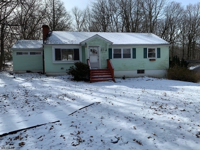 Passaic County Single Family Home For Sale