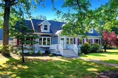 Franklin Twp. Single Family Home For Sale: 19 Lincoln Ave