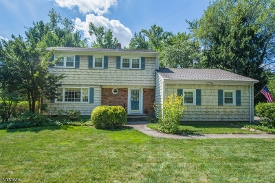 Roseland Boro Single Family Home For Sale