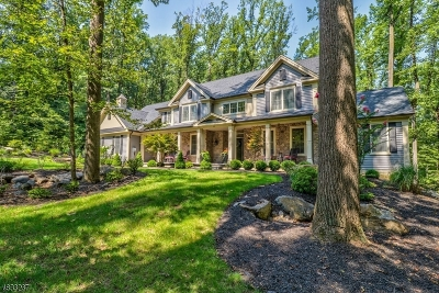 Tewksbury Twp. Single Family Home For Sale: 14 Old Mine Rd