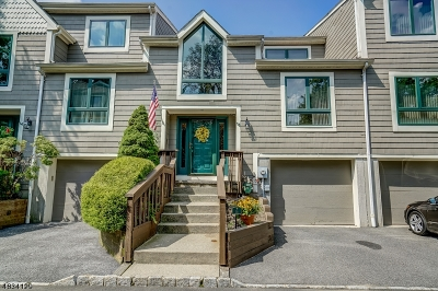 Woodland Park Condo/Townhouse For Sale: 16 Mill Pond Rd #16