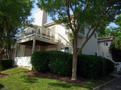 Bedminster Twp. Condo/Townhouse For Sale: 23 Sage Ct #23