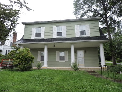 Sussex Boro Single Family Home For Sale: 70 Newton Ave
