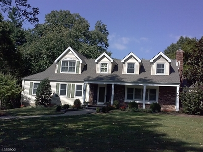 Bridgewater Twp. Single Family Home For Sale: 15 Blossom Dr
