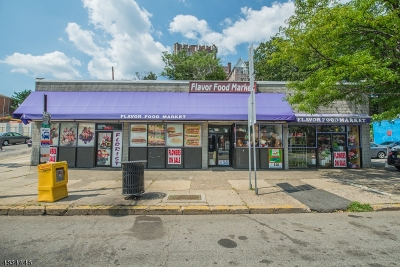 Belleville Twp. Commercial For Sale: 191-193 Washington Ave
