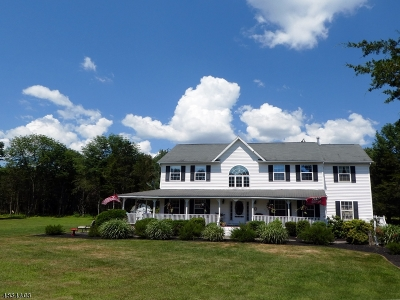 Franklin Twp. Single Family Home For Sale: 74 Gates Rd