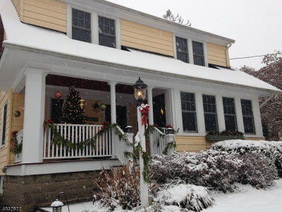 Bernardsville Boro Single Family Home For Sale: 5 Ambar Pl