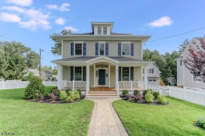 Chatham Boro Single Family Home For Sale: 25 Red Rd