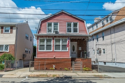 Kearny Town Multi Family Home For Sale: 189 Maple St